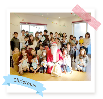 クリスマス発表会